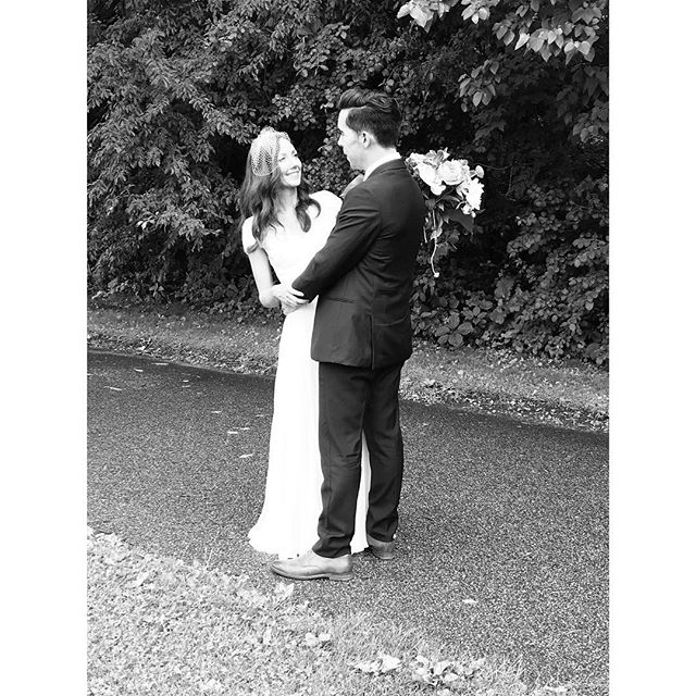 One week ago today, had the best day of my life.
